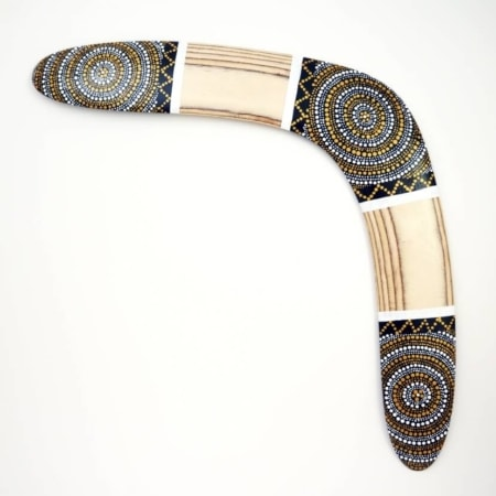 Bumerangas-aborigenu-simbolis