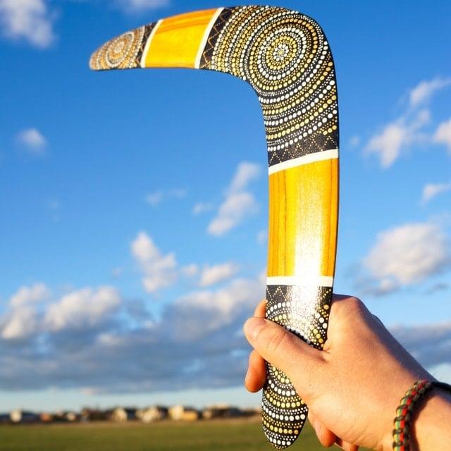 Bumerangas, rankų darbo dovanų idėjos vyrui