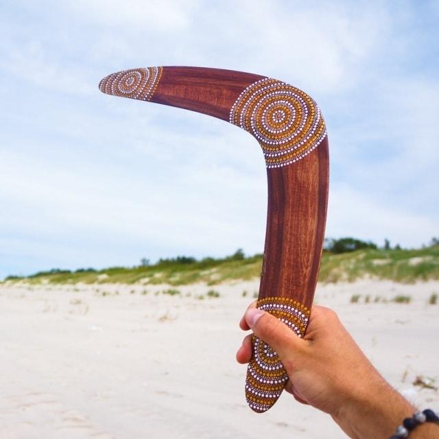Bumerangas, geriausia dovana vyrui